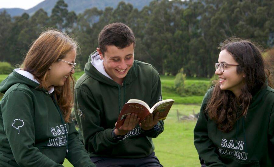 Colegio Campestre San Diego - Campos de pensamiento